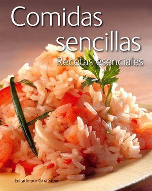 Sopas y entradas of recetas esencia 9786074154498 for Comida facil y sencilla