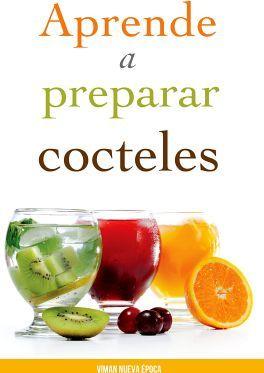 APRENDE A PREPARAR COCTELES