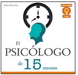PSICOLOGO DE 15 MINUTOS, EL   (COL.LOS TEST)