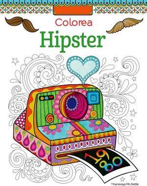COLOREA HIPSTER (COL.MANDALAS)