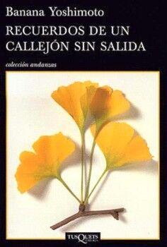 RECUERDOS DE UN CALLEJON SIN SALIDA       (COL.ANDANZAS)