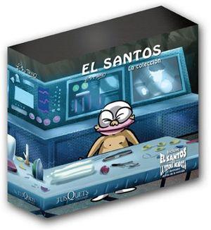 SANTOS, EL     -LA COLECCION-             (ESTUCHE C/11 LIBROS)