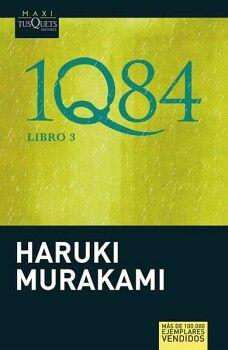 1Q84 LIBRO 3                              (MAXI)