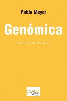 GENOMICA (EL ACERTIJO DE LO HUMANO)