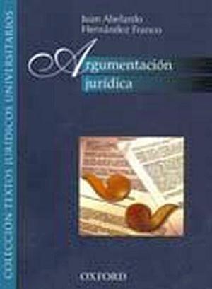 ARGUMENTACION JURIDICA