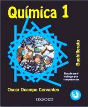QUIMICA 1 BACH. C/CD -ENF. COMPETENCIAS-