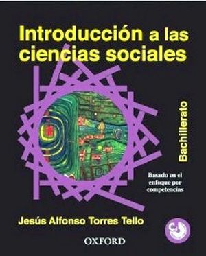 INTRODUCCION A LAS CIENCIAS SOCIALES  BACH/COMPETENCIAS C/C