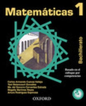 MATEMATICAS 1 BACH. C/CD -ENF. COMPETENCIAS-