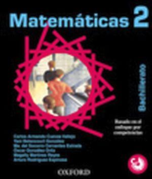 MATEMATICAS 2 BACH. C/CD -ENF. COMPETENCIAS-