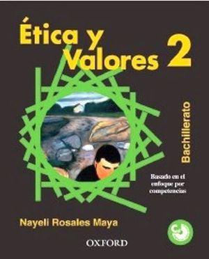 ETICA Y VALORES 2 BACH. C/CD   -COMPETENCIAS-