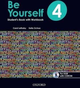 BE YOURSELF 4 STUDENT'S WITH WORKBOOK BACH. (DGB) C/CD-ROM