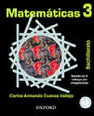 MATEMATICAS 3 BACH. C/CD -ENF. COMPETENCIAS-