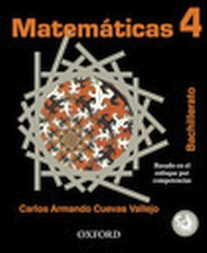 MATEMATICAS 4 BACH. C/CD -ENF. COMPETENCIAS-