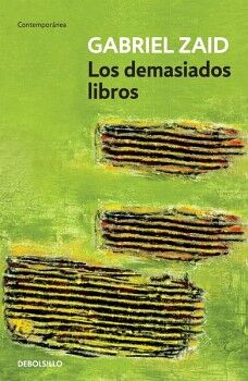 DEMASIADOS LIBROS, LOS               (DEBOLSILLO/CONTEMPORANEA)