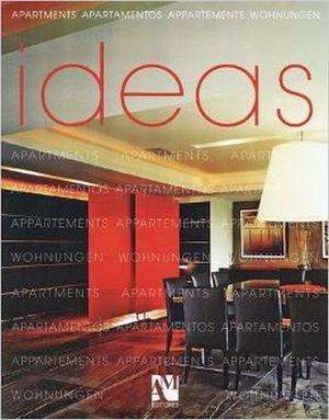 IDEAS: APARTMENTS/APARTAMENTOS/APPARTEMENTS/WOHNUNGEN