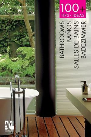 100+ TIPS IDEAS   -BATHROOMS/BAÑOS/SALLES DE BAINS-