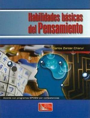 HABILIDADES BASICAS DEL PENSAMIENTO -COMPETENCIAS/EPOEM-