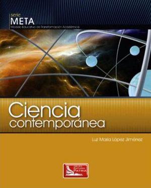 CIENCIA CONTEMPORANEA (BACH./S.META/EPOEM)