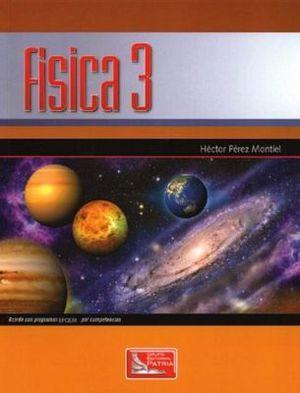 FISICA 3  (POR COMPETENCIAS) -EPOEM-