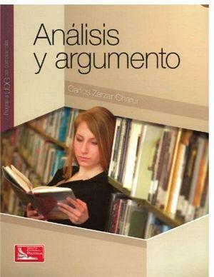 ANALISIS Y ARGUMENTO (UDG/COMPETENCIAS)