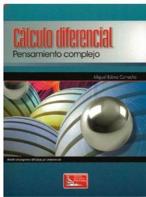CALCULO DIFERENCIAL -PENSAMIENTO COMPLEJO- (EPOEM)