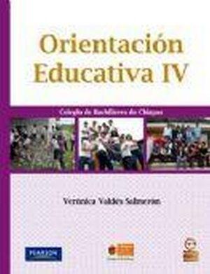 ORIENTACION EDUCATIVA IV -COLEGIO DE BACH.DE CHIAPAS-  (2010)