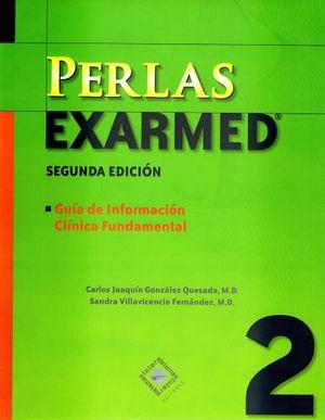 PERLAS EXARMED 2 2ED.