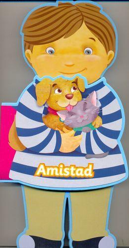 AMISTAD      -NIÑO-