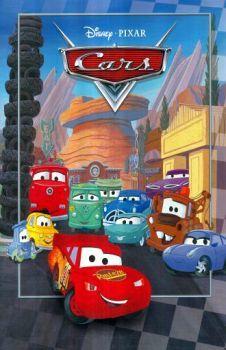 DISNEY PIXAR -CARS-