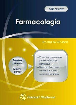 FARMACOLOGIA  -DEJAREVIEW-