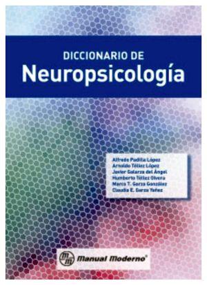 DICCIONARIO DE NEUROPSICOLOGIA