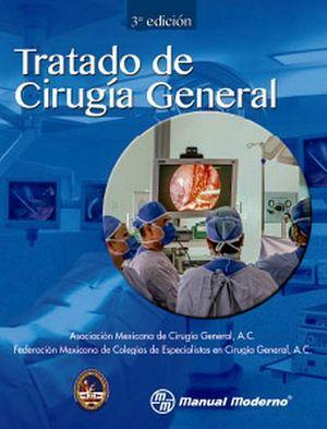 TRATADO DE CIRUGIA GENERAL 3ED. (2TOMOS)