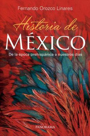 HISTORIA DE MEXICO (EPOCA PREHISPANICA-NUESTROS DIAS)