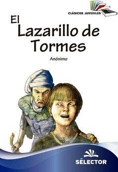 LAZARILLO DE TORMES, EL (CLASICOS JUVENILES/NVA.PRESENTACION)