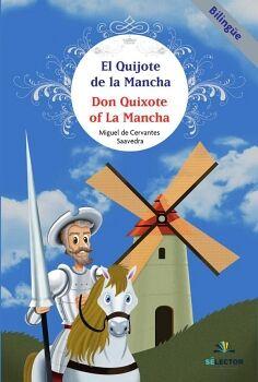 QUIJOTE DE LA MANCHA, EL/DON QUIXOTE DE LA MANCHA (BILINGUE)