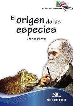 ORIGEN DE LAS ESPECIES, EL (CLASICOS JUVENILES/NVA. PRESENTACION)