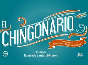 CHINGONARIO, EL 2ED.                                  (ALGARABIA)