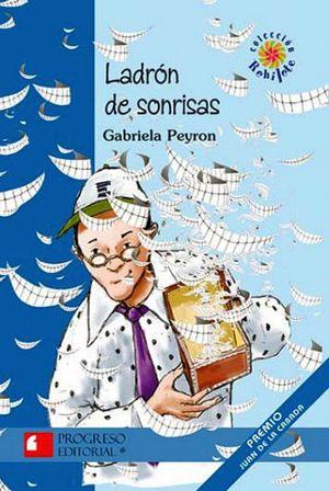 LADRON DE SONRISAS (REHILETE AZUL/ED.2010)