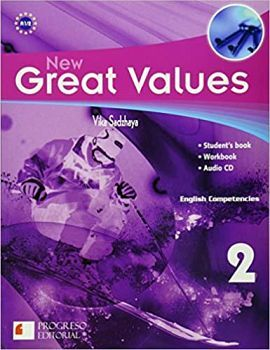NEW GREAT VALUES 2   -S.PIADA/ENGLISH COMPETENCIES-