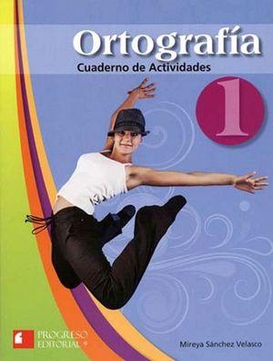 ORTOGRAFIA 1 SEC. CUAD. ACTIVIDADES