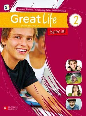 GREAT LIFE SPECIAL 2 BACH. -S.PIADA/ENGLIPETENCIES-
