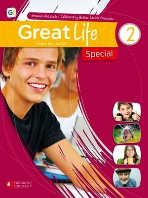 GREAT LIFE SPECIAL 2 BACH. -S.PIADA/ENGLISH COMPETENCIES-