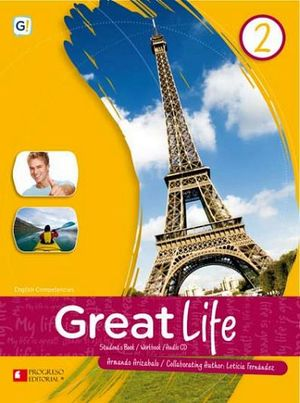 GREAT LIFE 2 BACH.-NVA PRES.- (WB/CD) S.PNGLISH COMPE