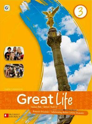 GREAT LIFE 3 BACH. -S.PIADA- (ED.2013)