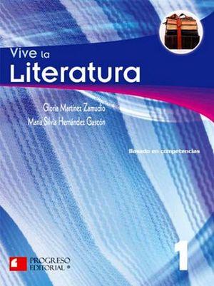 VIVE LA LITERATURA 1 2ED. -S.PIADA/COMPETENCIAS-
