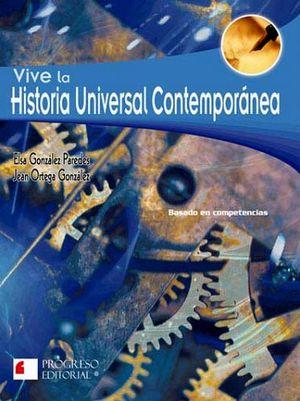 VIVE LA HISTORIA UNIVERSAL CONTEMP.BACH. 2ED. -PIADA/COMPET