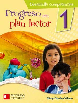 PROGRESO EN PLAN LECTOR 1 PRIM