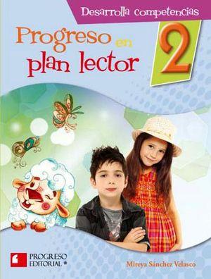 PROGRESO EN PLAN LECTOR 2 PRIM