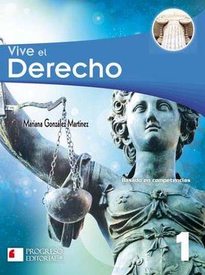 VIVE EL DERECHO 1 BACH. -S.PIADA/COMPETENCIAS-