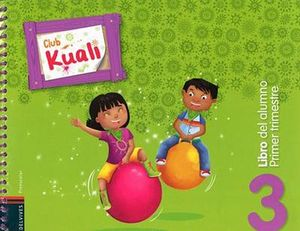 CLUB KUALI 3 PREESC. (PAQUETE C/4 LIBROS/BOLETIN)